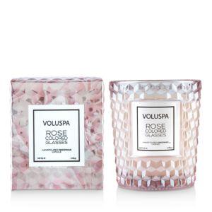 Voluspa Rose Colored Glasses Candle