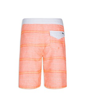 Hurley - Boys' Shoreline Striped Board Shorts - Little Kid