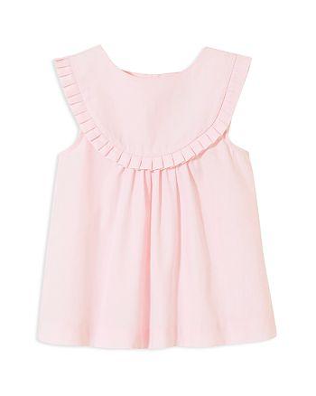 Jacadi - Girls' Pleated Bib Dress - Baby