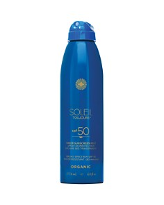 SOLEIL TOUJOURS SPF 50 Organic Sheer Sunscreen Mist - Bloomingdale's_0