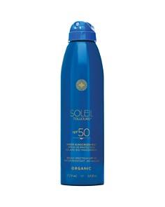 SOLEIL TOUJOURS - SPF 50 Organic Sheer Sunscreen Mist