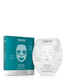 111SKIN - Anti-Blemish Bio Cellulose Facial Masks, Set of 5