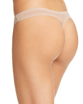 On Gossamer - Mesh Hip G-String