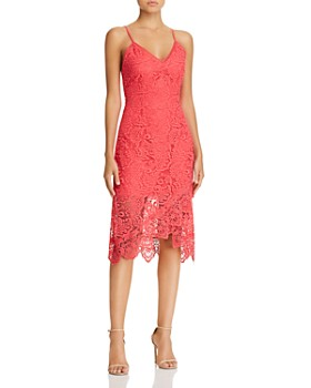 BB DAKOTA - Rylee Lace Midi Dress