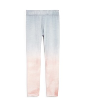 Spiritual Gangster - Girls' Sunset Ombré Leggings - Big Kid