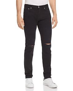 S.M.N Studio - Finn Tapered Slim Fit Jeans in Clash - 100% Exclusive