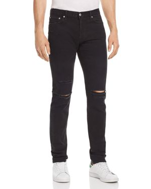 S.M.N STUDIO Finn Tapered Slim Fit Jeans In Clash - 100% Exclusive