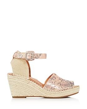 0d7843eb174 Gentle Souls Wedge Sandals - Bloomingdale's