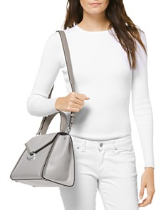 MICHAEL Michael Kors - Whitney Large Leather Satchel