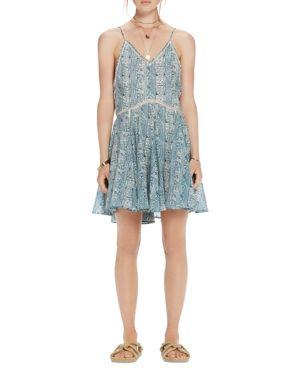 Scotch & Soda Lace-Trimmed Beach Dress