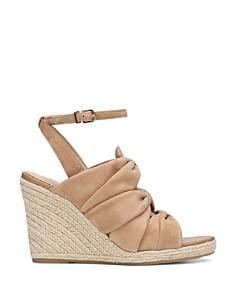 Sam Edelman - Women's Awan Suede Espadrille Wedge Sandals