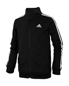 Adidas - Boys' Iconic Tricot Jacket - Little Kid