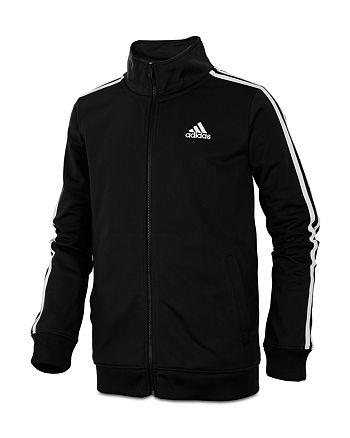 Adidas - Boys' Iconic Tricot Jacket - Little Kid