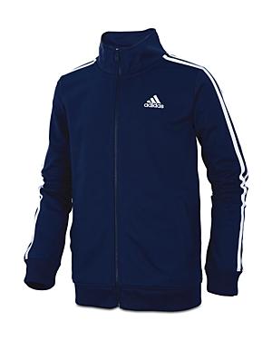 Adidas Unisex Iconic Tricot Jacket - Little Kid