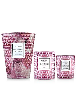 Voluspa - Rose Petal Collection