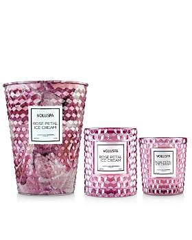 Voluspa - Rose Petal Collection