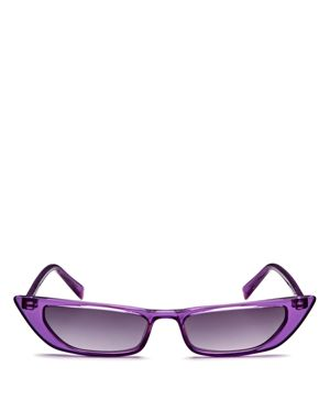 KENDALL AND KYLIE WOMEN'S VIVIAN EXTREME CAT EYE SUNGLASSES, 50MM