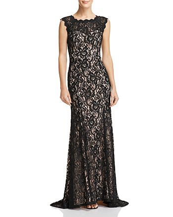 Decode 1.8 - Scalloped Lace Gown