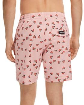 Barney Cools - Amphibious Watermelon Swim Trunks