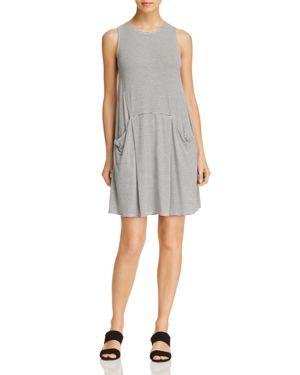 Aqua Striped Jersey Shift Dress - 100% Exclusive 2977915