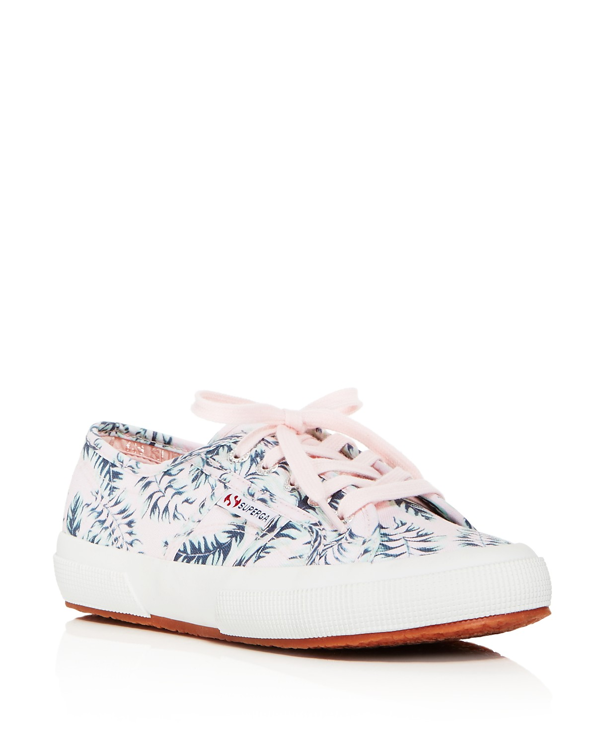 Superga Women's Fantasy Cotu Canvas Lace Up Sneakers eulBDj