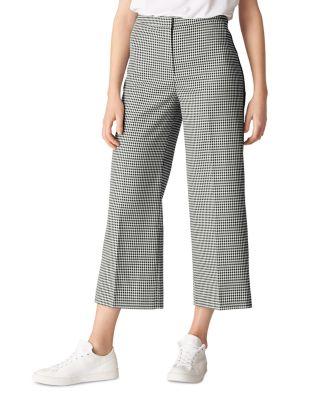 Printed Crop Pants by Whistles