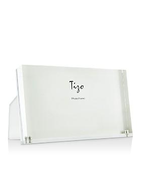 """Tizo - Horizontal Lucite Frame, 6"""" x 4"""""""
