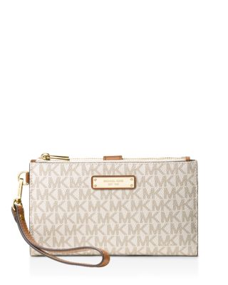 Double Zip Smartphone Wristlet by Vince Camuto Petites