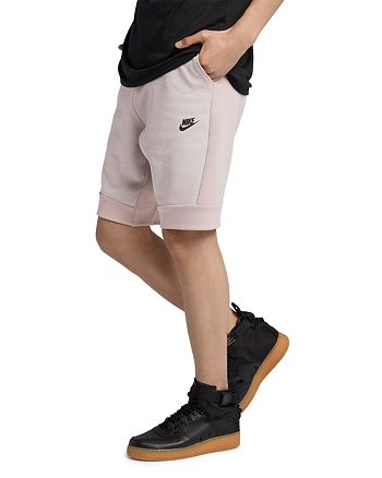 great fit new style best authentic Nike Tech Fleece Shorts | Bloomingdale's