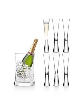 LSA - International Moya Champagne Serveware