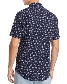 Tommy Hilfiger - Bamboo Leaf Print Regular Fit Button-Down Shirt
