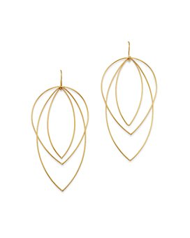 Moon & Meadow - Geometric Mobile Earrings in 14K Yellow Gold - 100% Exclusive