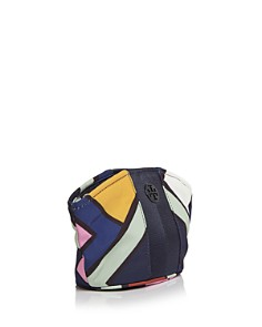 Tory Burch - Small Nylon Dome Cosmetic Case