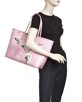 Ted Baker - Harmony Coated Canvas Tote
