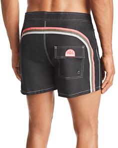 SUNDEK - Solid Low Rise Board Shorts