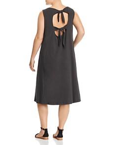 B Collection by Bobeau Curvy - Lillian Tie-Back Tank Dress