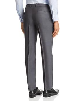 HUGO - Hets Slim Fit Birdseye Suit Pants