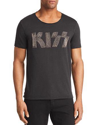 John Varvatos Star USA - KISS Chain Logo Tee