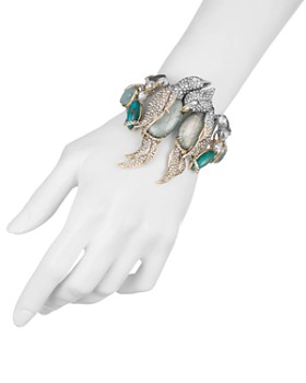 Alexis Bittar - Love Birds Hinged Bracelet