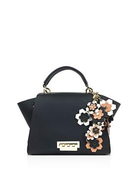 Zac Posen Eartha Top Handle Convertible Leather Backpack