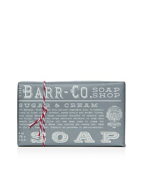 Barr-Co. - Sugar & Cream Bar Soap