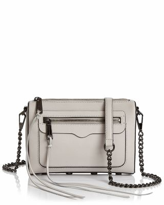 $Rebecca Minkoff Avery Leather Crossbody - Bloomingdale's