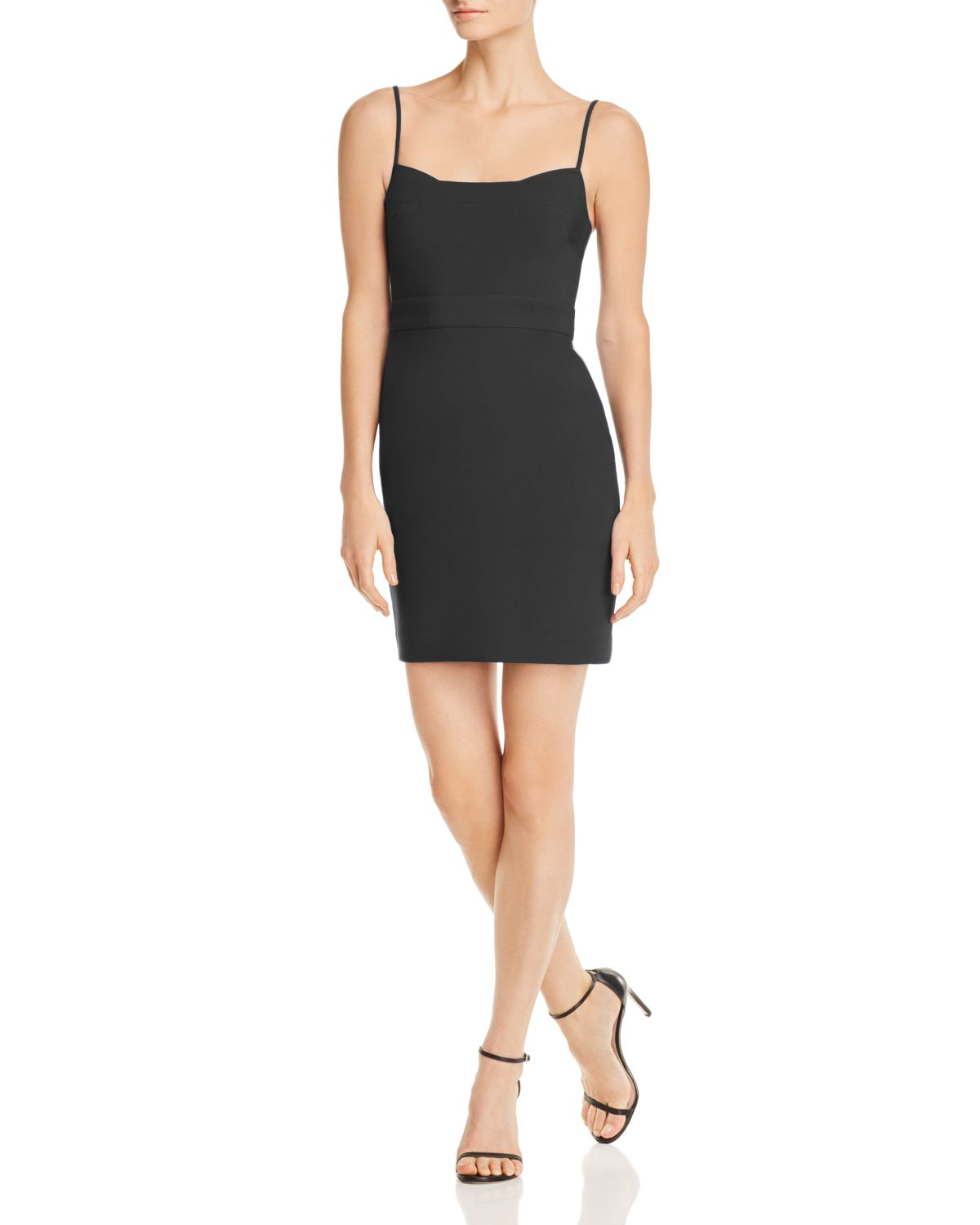 Willard Mini Sheath Dress by Likely