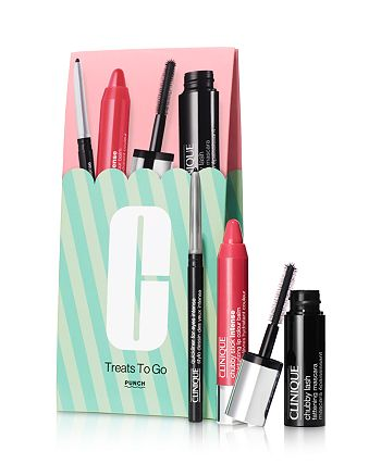 Clinique - Treats To Go Gift Set - Punch ($34 value)