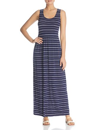 BeachLunchLounge - Striped Maxi Dress