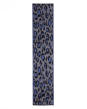 Kenzo - Leopard Print Scarf