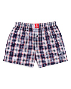 Psycho Bunny Woven Boxers - Bloomingdale's_0