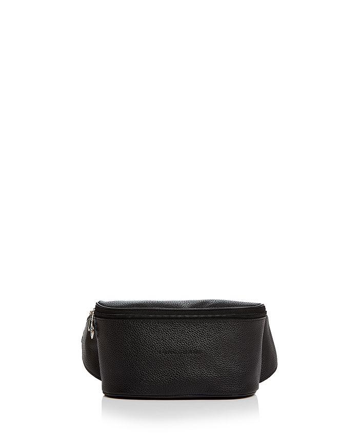 Longchamp - Le Foulonn eacute  Leather Belt Bag 008228d0b8ef2