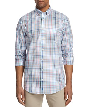 Johnnie-O - Reynolds Plaid Regular Fit Button-Down Shirt