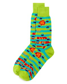 The Men's Store at Bloomingdale's Fish Socks - 100% Exclusive_0
